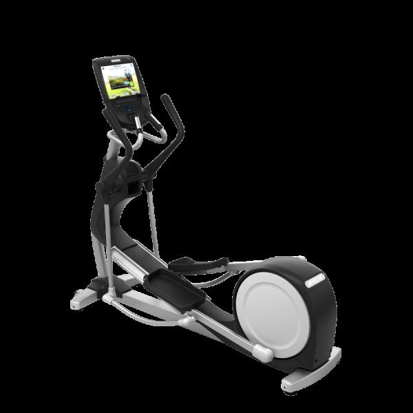 Aussteller - Elliptical Fitness Crosstrainer EFX 781. Aktuelles Precor Modell. Gratis Montage